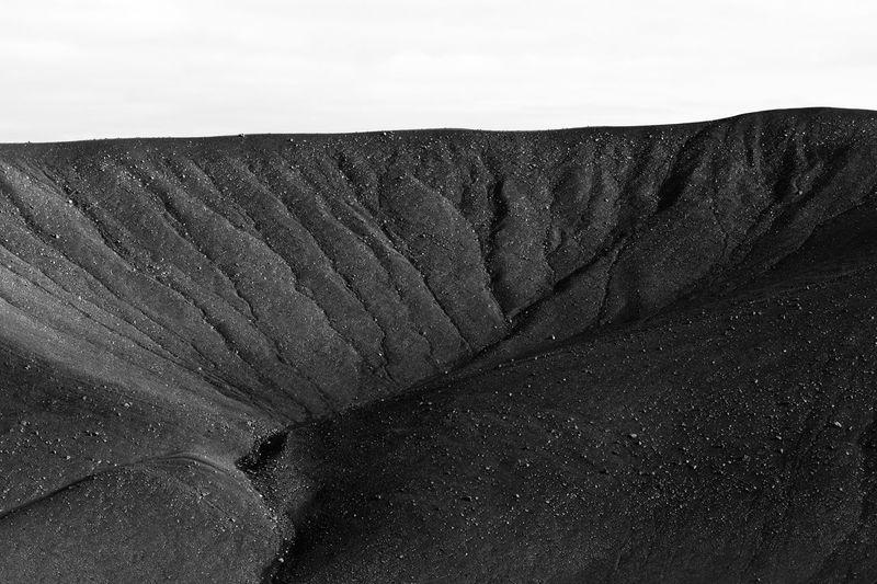Crater Vulcanic