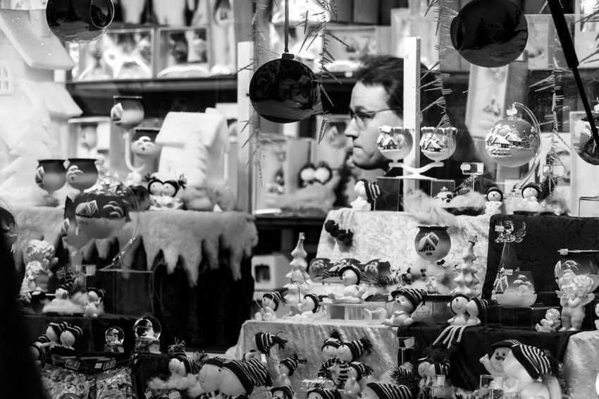 On a Christmas Market Choice Christmas Day For Sale Large Group Of Objects Market Stall No People Outdoors Retail  Variation Weihnachtsmarkt
