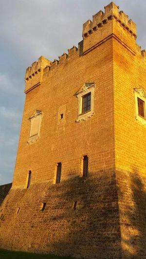 Castello Svevo. Story Castel Mesagne Old Town
