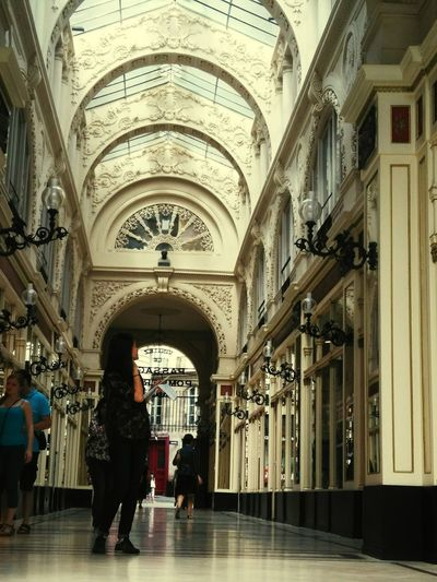 France Nantes 🐘 Nantes Ville Pommeraye Architercture Design Architecture_collection Arcade Monument Hidden Gems
