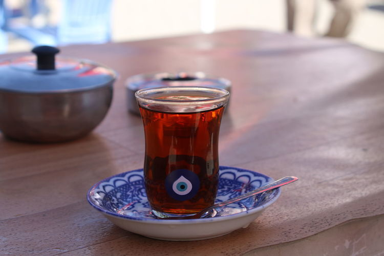 Turkey Dogubayazit Close-up Drink Drinking Glass Freshness Healthy Eating No People Refreshment Tea - Hot Drink çay