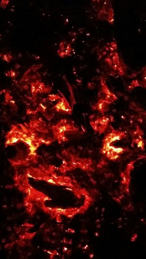 Coals Campfire Coals Color Palette Color Of Life
