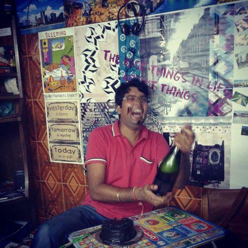 Birhday Party Masti Friends Family Delhi Amezing Instamood Instafun Funny Wine Whitewine All Night