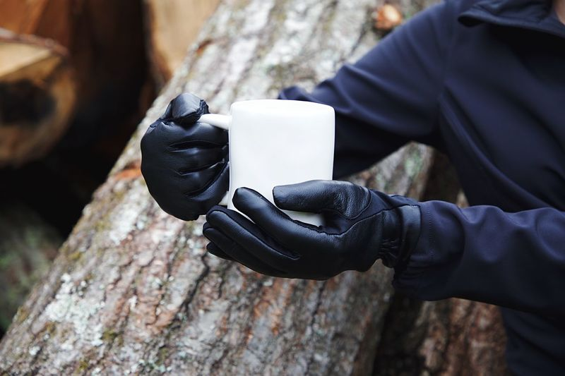 🎱 Coffee Fall One Person Holding Focus On Foreground Hand Real People Human Body Part Day Human Hand Men Close-up Nature Glove Outdoors Clothing Leisure Activity Tree Black Color Solid