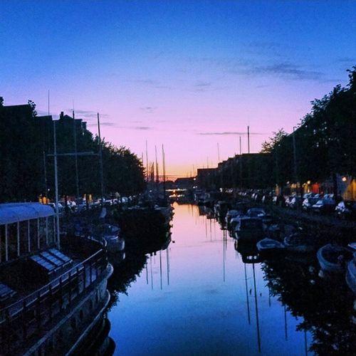 Godmorgen Christianshavn! 🌅 Hjemogput Laaaangaften København Christianshavn