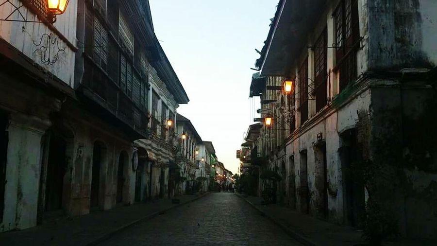 Kalye Crisologo, Vigan Philippines