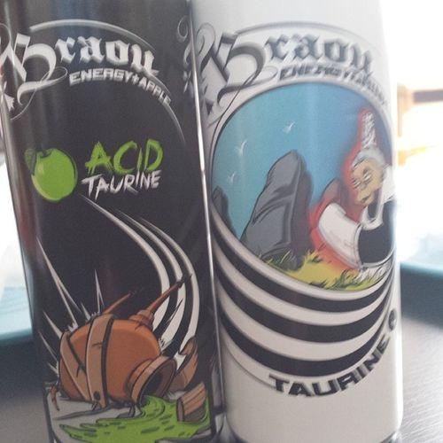 Braou Breizh Bzh Braouenergydrink breton acid pomme