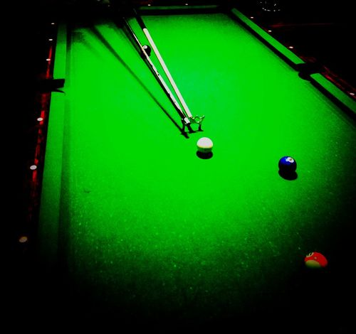 PhonePhotography Photography Pool Billard Pool Stick Edited Edit KWS Pool Ball Indoors  Leisure Games Pool Table Sport No People Ball
