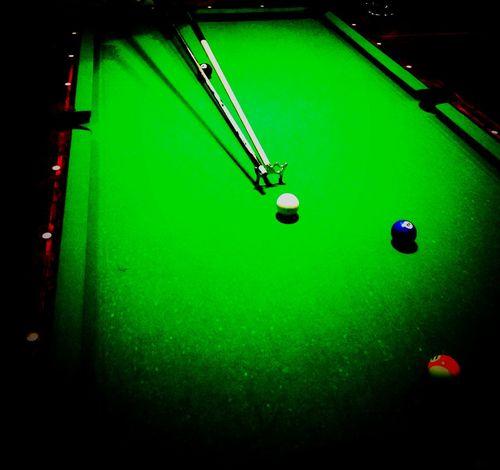 PhonePhotography Photography Pool Billard Pool Stick Edited Edit KWS Pool Ball Indoors  Leisure Games Pool Table Sport No People Ball