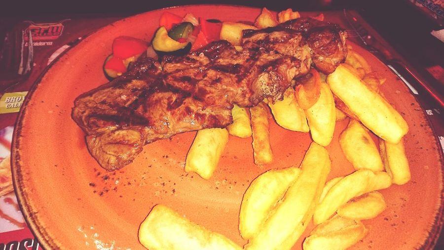 What's For Dinner? esta noche Eating Steak Food Photography Foodspotting