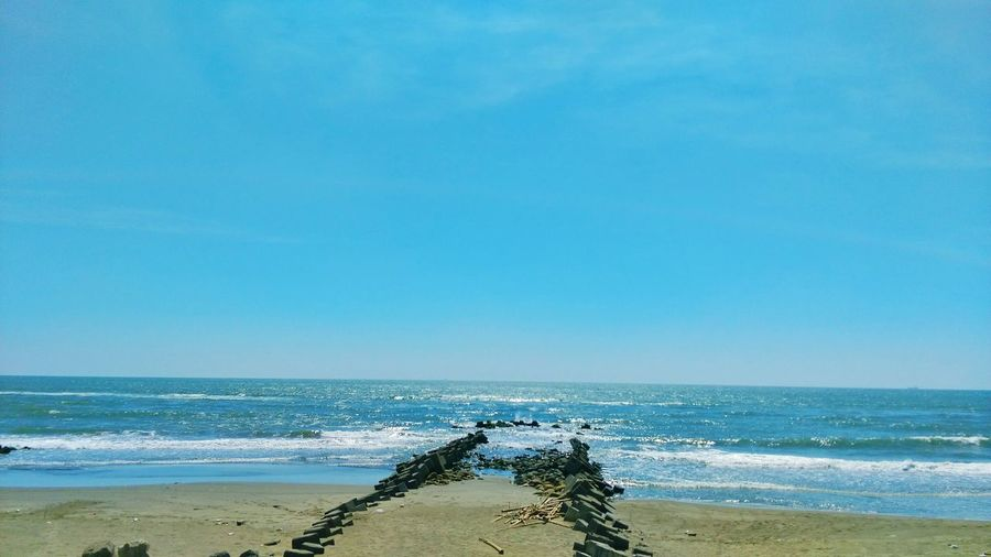 Sea And Sky Natural Beauty Seaside Beautiful View Photography Enjoying Life Enjoying The View Check This Out Relaxing Enjoying Nature
