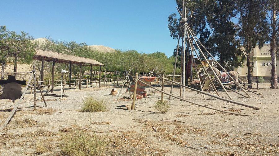 Native Camp Mini Holiwood