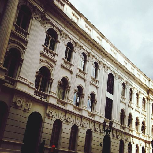 Streetphoto facade university brazil cool awesome