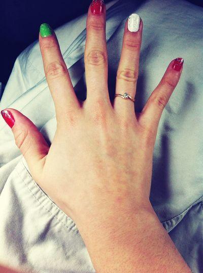 Diamond on my fingers Hello World Enjoying Life Relaxing