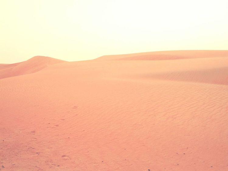 UAE Liwa Oasis Sunset Sand Dune Sand Landscape Desert Weather Mountain Sun Arid Climate Environment Scenics Beauty In Nature Nature Clear Sky Adventure Horizon Over Land Drought Beauty Sky Arts Culture And Entertainment Rub Al Khali