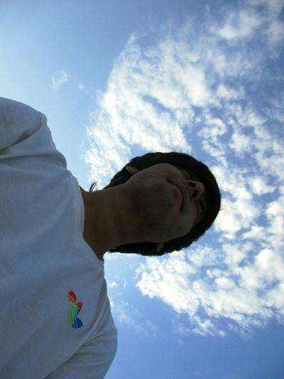 Vaction Over EyeEm Rajkotian Evning Sky Selfie Everyday Joy Clixzy Talking Pictures Owl City Me