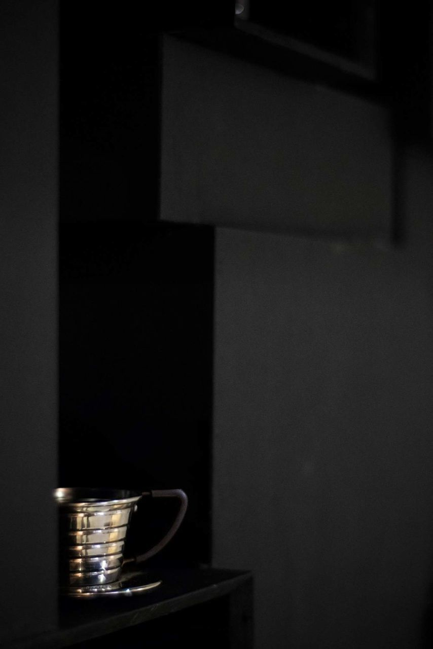 indoors, table, coffee cup, no people, drink, close-up, illuminated, day
