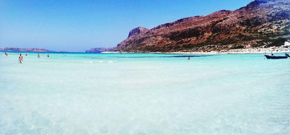 Crete Balos Lagoon