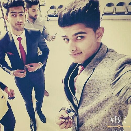 Suited Buuted College Party With Neeraj Devil Mode ^= =^