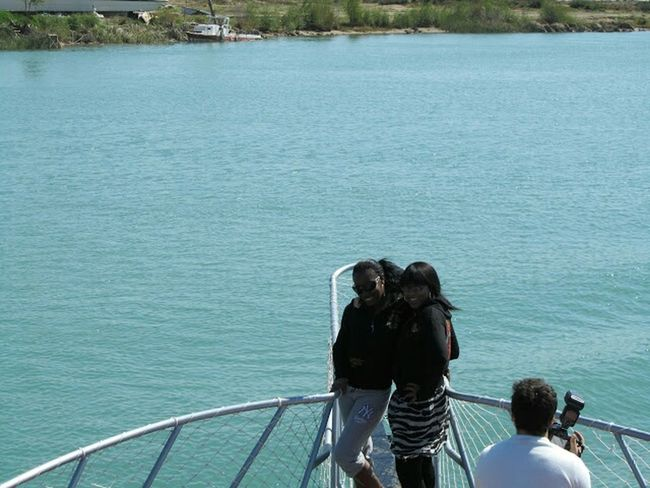 turkey Boat Trip Ladies on boat Talking Photots Landscapes