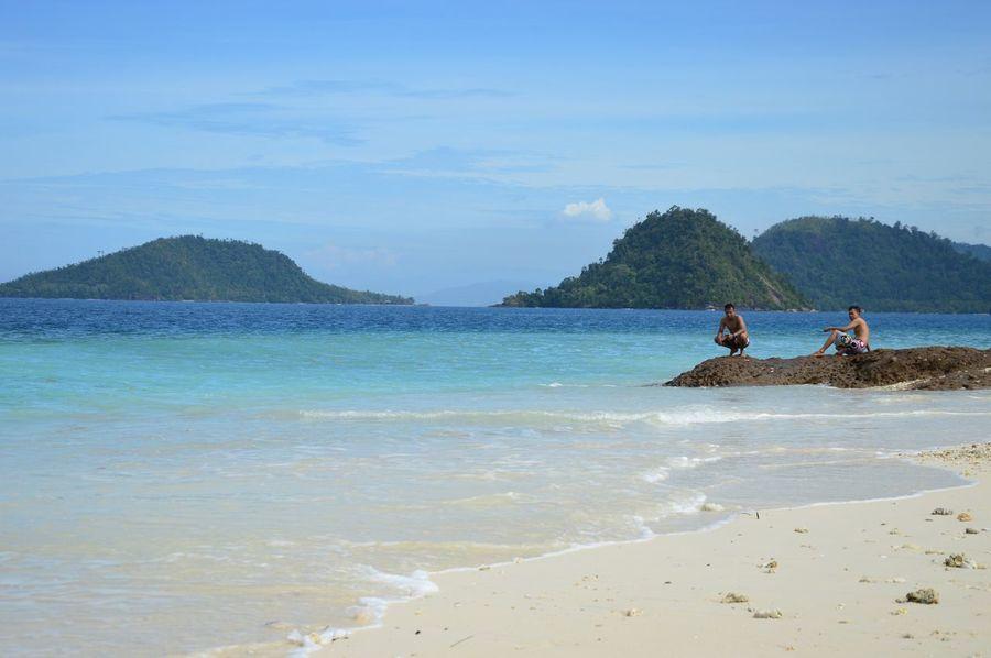 Beach Sea Sea And Sky Water Deepbluesea Island Vitaminsea Vitaminseaindonesia Pamutusanisland Westsumatera Pamutusan Island