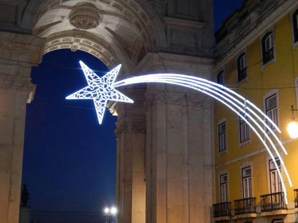 Best Christmas Lights Rossio