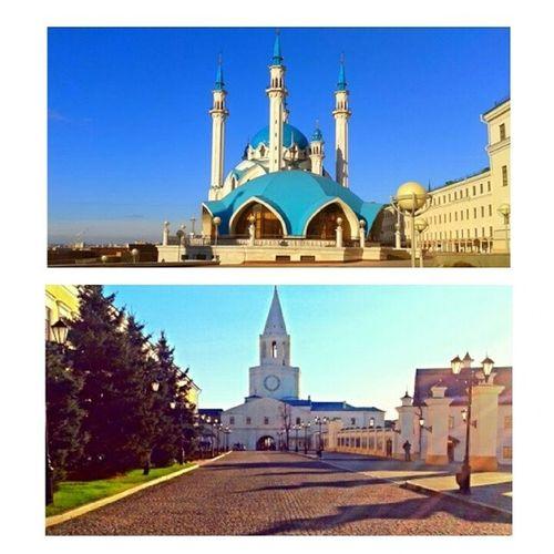 Kazan Kremlin казанский Кремль мечеть КулШариф Люблю мой город казань