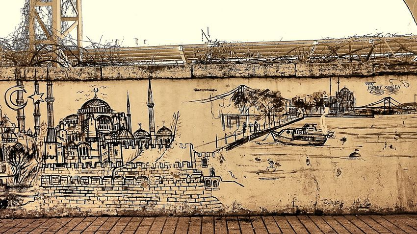 Ahistanbul Olddays Sscwashere Art In Streetphotography Sunny Day Have A Nice Day♥ Eye4photography