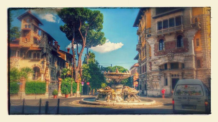 Tranquil Scene Quartierecoppedè Filtri Assai Love♥ Cielo E Nuvole Arts Culture And Entertainment Architecture Palazzi Antichi Roma Pomeriggio Moving Around Rome