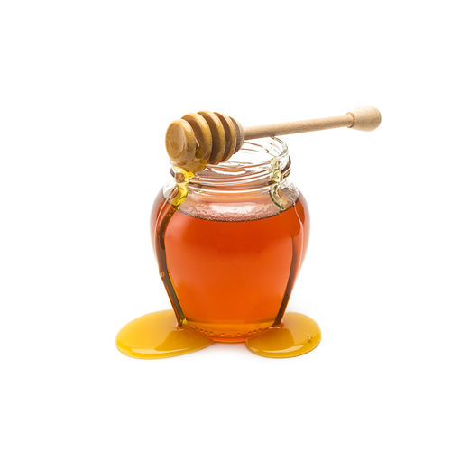 honey dipper on a jar with honey Beverage Drip Honey Bees  Honeycomb Isolated Liquid Spoon Close-up Food And Drink Freshness Honey Honey Bee Honey Pot Honey Spoon Isolated White Background Jar No People Pot Of Honey Stick Studio Shot Sweet Food Sweets White Background Wooden Stick Yellow
