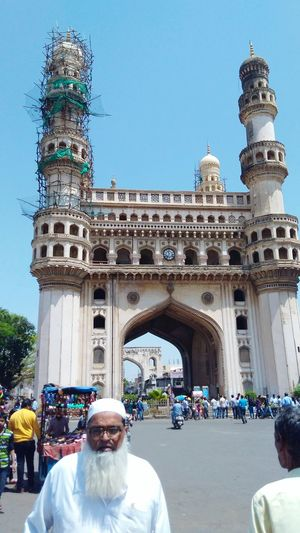 Travel Destinations Tourism History Architecture People City Gate Travel Adult Clear Sky Sky Outdoors Vacations Day Building Exterior Charminar The Pride Of Hyderabad Charminar Charming Beautiful Place Historical Monuments Historical Site History Architecture Historic Sites Architecture Hyderabad, India Hyderabad India
