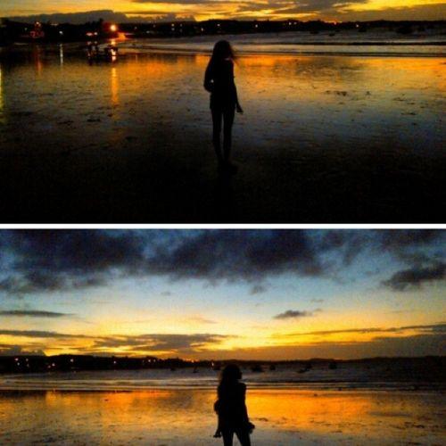 Sunset Nofilter Byhim