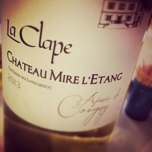 Se rafraîchir. LaClape Languedoc Instawine Whitewine Winestagram Winolife Latergram