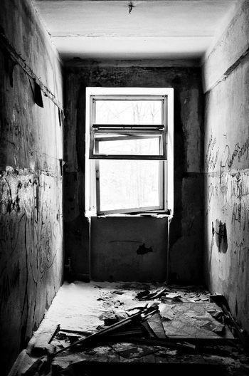 Bare Room No People Architecture