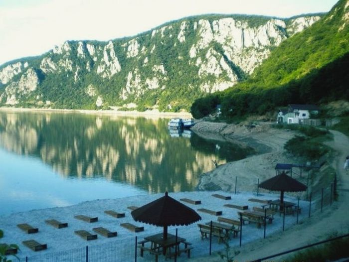 Clisura Dunarii DanubeGorge