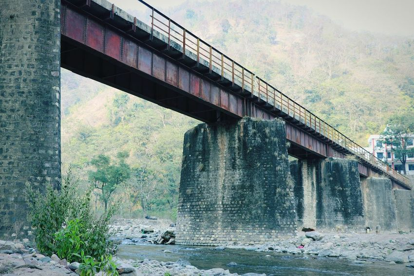 Built Structure Water Tree Bridge - Man Made Structure Day Architecture Connection Outdoors Nature No People Motion Sky EyeEmNewHere Vkpost Feelfree ☺✌ EyeEmNewHere The Great Outdoors - 2017 EyeEm Awards