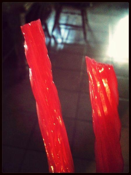 WARNING: Watermelon Twizzlers, very addicting. Nom nom nom EyeEm Filter Food P