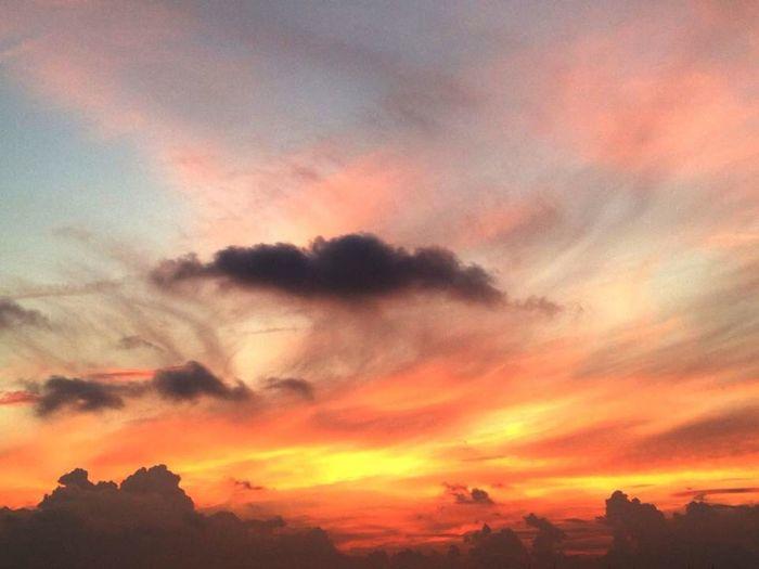 Sunrise~Le lever du soleil (日出) Guangzhou Sunrise Sunrise_sunsets_aroundworld Sky
