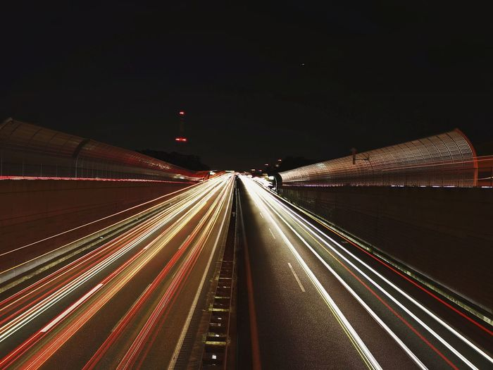 City Illuminated Motion Road Long Exposure Light Trail Speed Sky Architecture Built Structure Multiple Lane Highway Two Lane Highway Elevated Road Road Marking Overpass Headlight China World Trade Center Zebra Crossing Road Intersection Dividing Line Vehicle Light Viaduct Highway Traffic Jam Tail Light Cctv Headquarters Shanghai Thoroughfare Car Point Of View Double Yellow Line