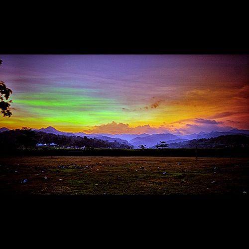 Menoreh,, Kp Kulonprogo Visitkp Visitkulonprogo Explorekp Explorejogja JPMP Jpmpjogja Landscape Sunset Mountain Evening Pendhem