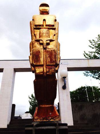Hjørring Hjorring Art Statue