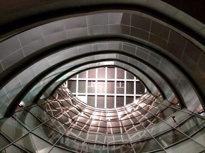 The eye of a building~L'œil d'un bâtiment (建筑物的眼睛) China Guangzhou Building Eyes