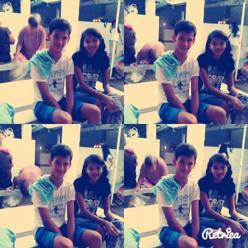 Yesterday pic. with @angge.ge.ge.ghe_ Undas2014