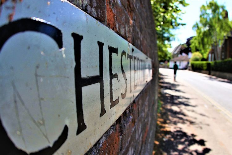 Chesterton road, in to the blur. Day Outdoors Cambridge Bokeh Photography Summer Scenes Canonphotography Paulwrighteousness Canon Shadow Bokelicious LeadingLine Roadsigns Chesterton Cambridgeshire Brick Wall Person Man Walking Trees OutOfFocusPerfection Outoffocus Photography Photooftheday