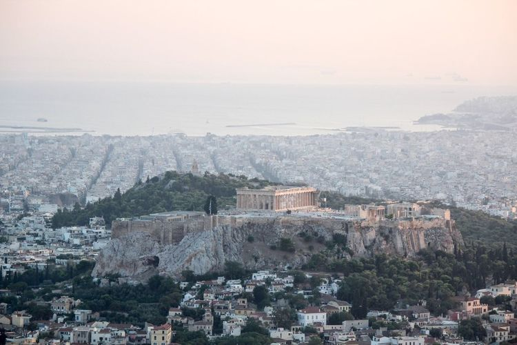 Urban Escape Athens Greece Acropolis, Athens
