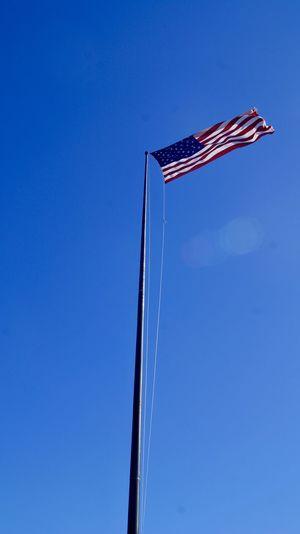 USA Nature Sky