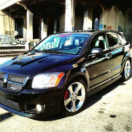 Car Transportation Outdoors Architecture Day Dodge Caliber Srt Limitededition SRTViper Street Art/Graffiti Rivers Lariver First Eyeem Photo