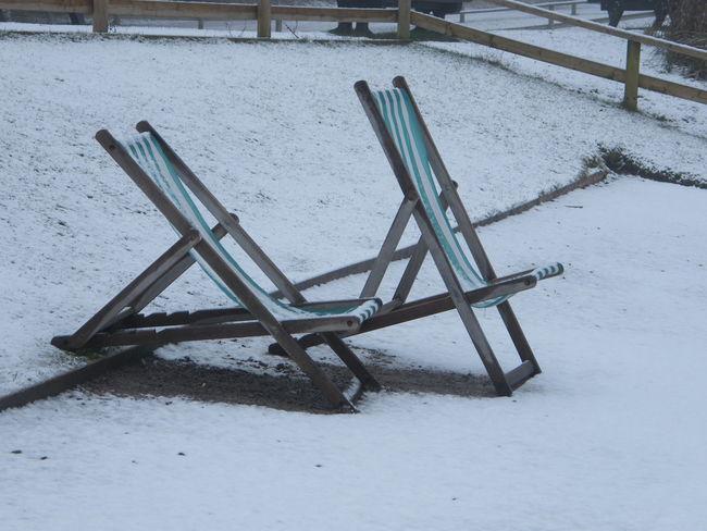 British Summer Deck Chairs English Summer Hope Hopeful Nature Optimism Optimistic Tranquility Winter Winter Walk British Bulldog Spirit