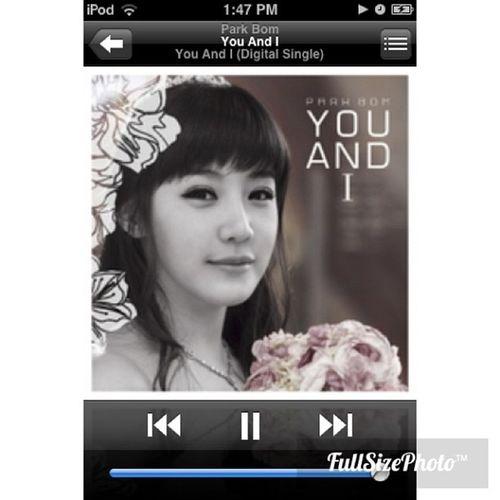 Park Bom - You and I Parkbom FullSizePhoto