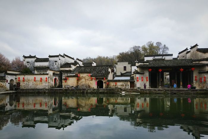 Hanging Out Check This Out Enjoying Life Spring River View Chinese Village Good Times